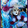 Vive le carnaval et ses jolies couleurs