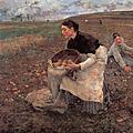 Agriculture: nom féminin...