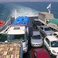Sur le ferry à ESKIHISAR