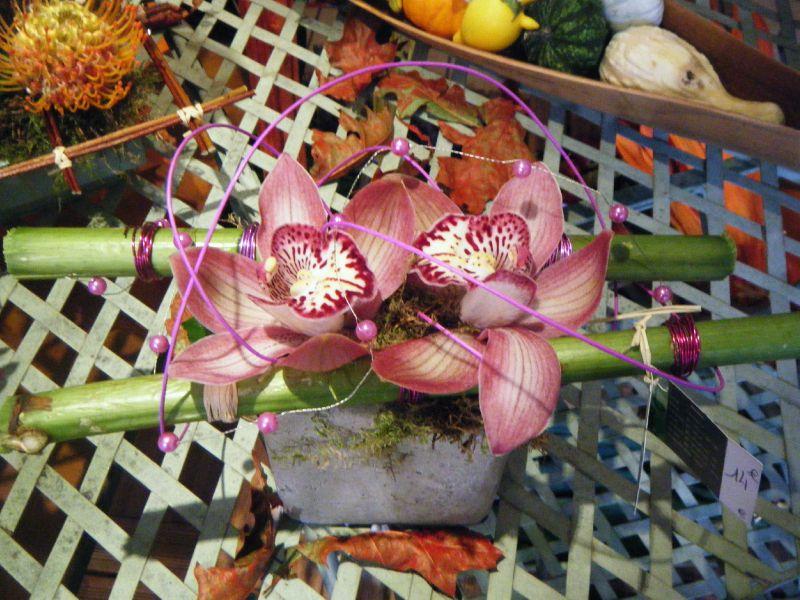Dscf0316 photo de compositions florales fleur th for Fleuriste a domicile