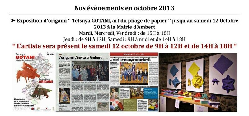 newsletter octobre