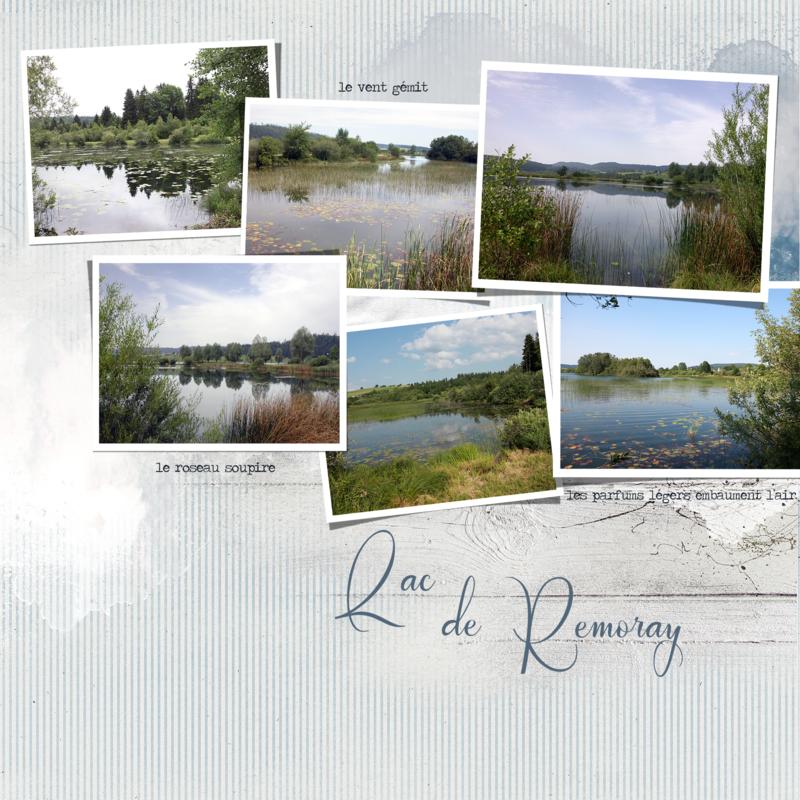 Lac de remoray-