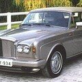Bentley Continental Convertible - 1968