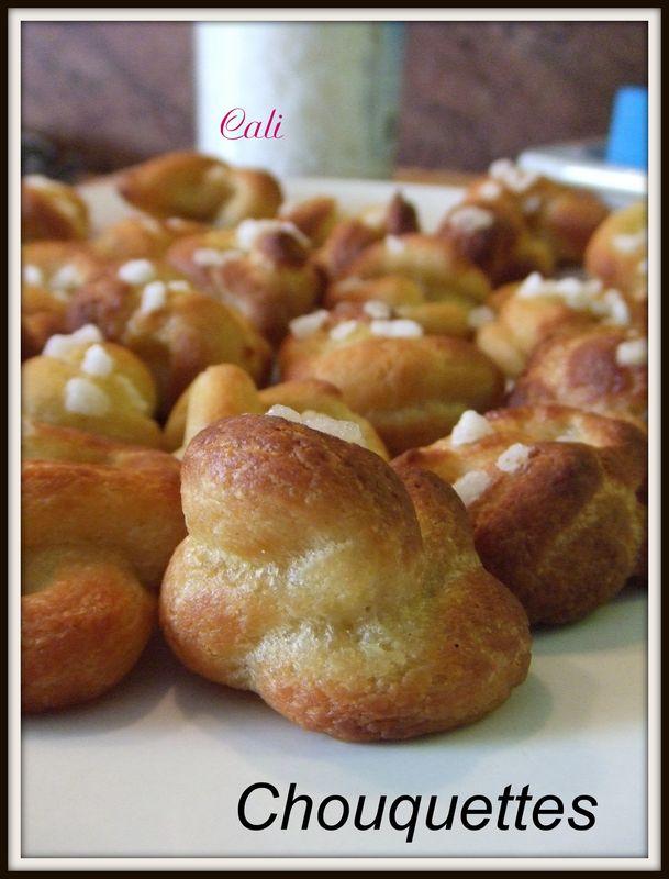 Chouquettes recette chouquettes aftouch cuisine for Aftouch cuisine com