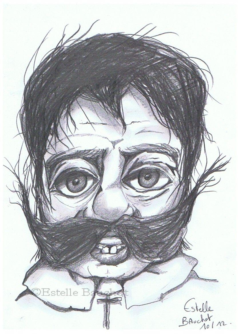 Y a la moustache du père,A4