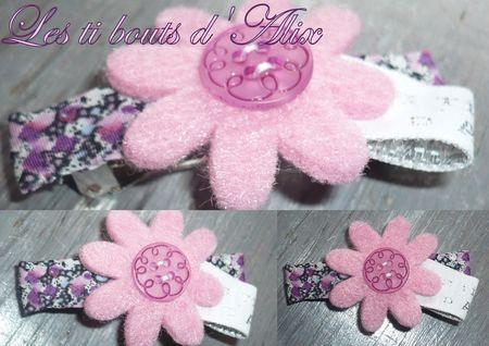 Barette_fleur_rose_pale