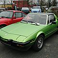Fiat X1/9, 1972  1982