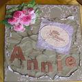 Boîte cadeau - 70 ans Annie
