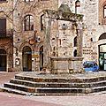 San gimignano - toscane (italie)