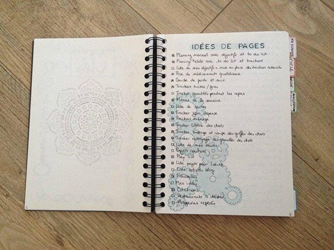 Idées de pages1