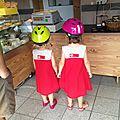 Limpides de dos (la classe avec nos casques !)