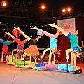 L'atelier anniversaire cirque accueil les enfants les week-ends !