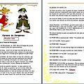 Cyrano de bergerac illustré par mes soins...2008.