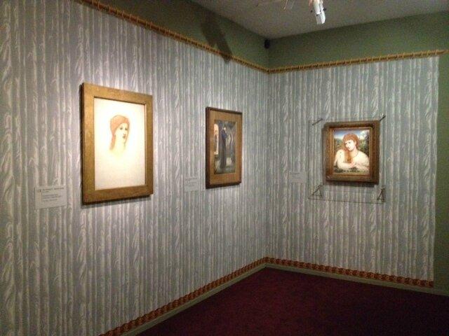 17 Désirs et volupté à l'époque victorienne, musée Jacquemart André