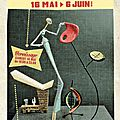 Affiche Expo Jean-Marie Angles - mai 2015