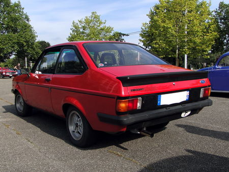 FORD Escort RS 2000 1976 à 1980 Retrorencard 2