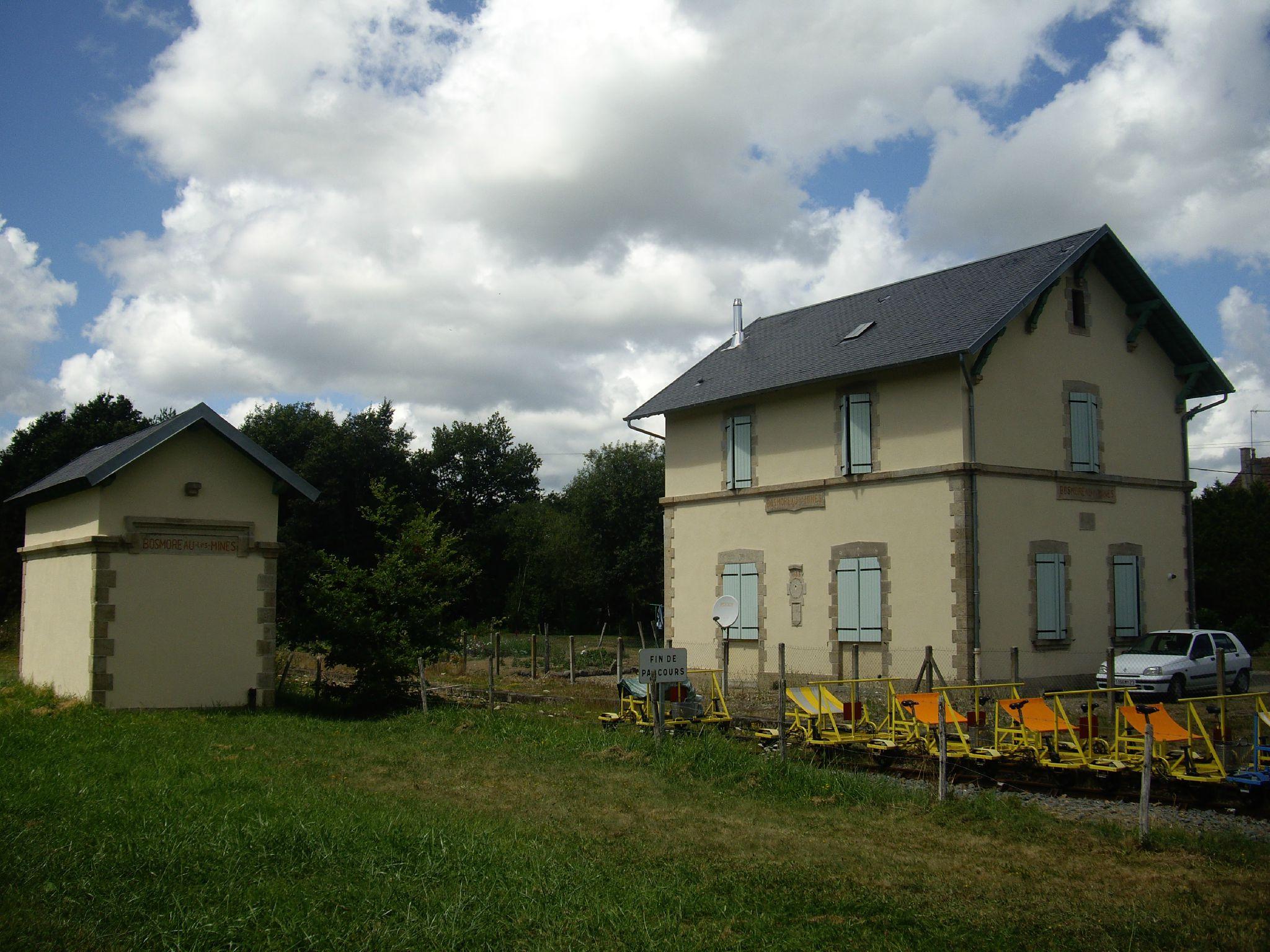 Bosmoreau-les-Mines (Creuse - 23)