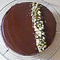 Le mud cake au chocolat