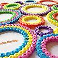 bracelets en perles à repasser