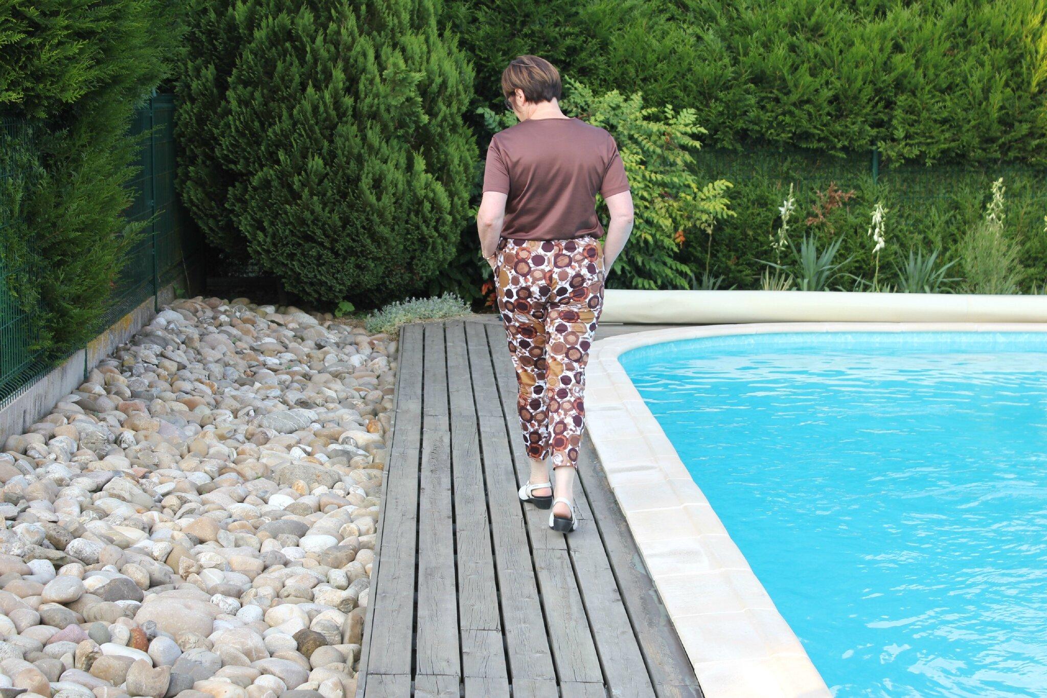 Le corsaire de terre couture et loisirs cr atifs de mary tainne for Decoration autour de la piscine