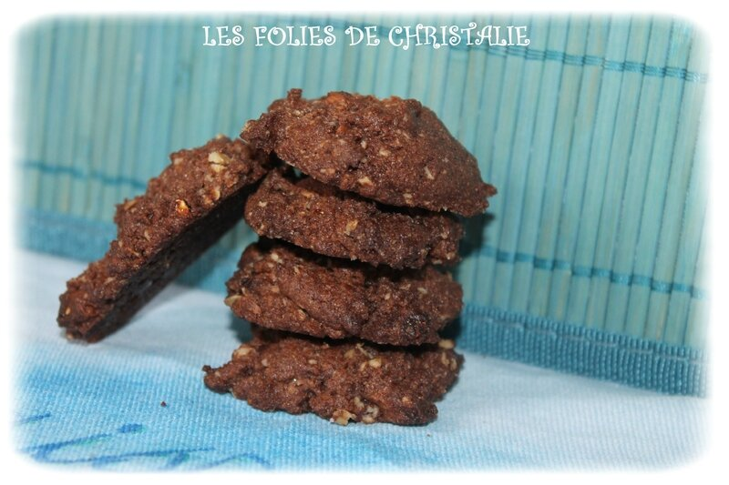 Cookies avoine toblerone 1