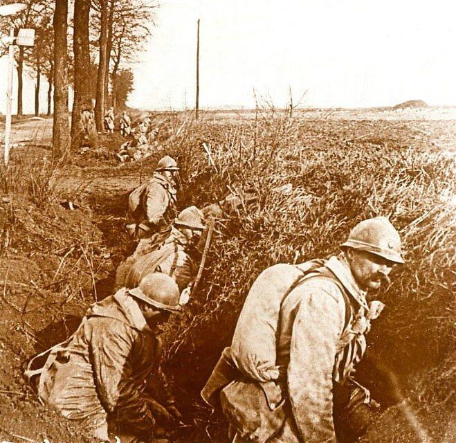 Montdidier 1918