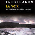 La Voix, d'Arnaldur Indridason