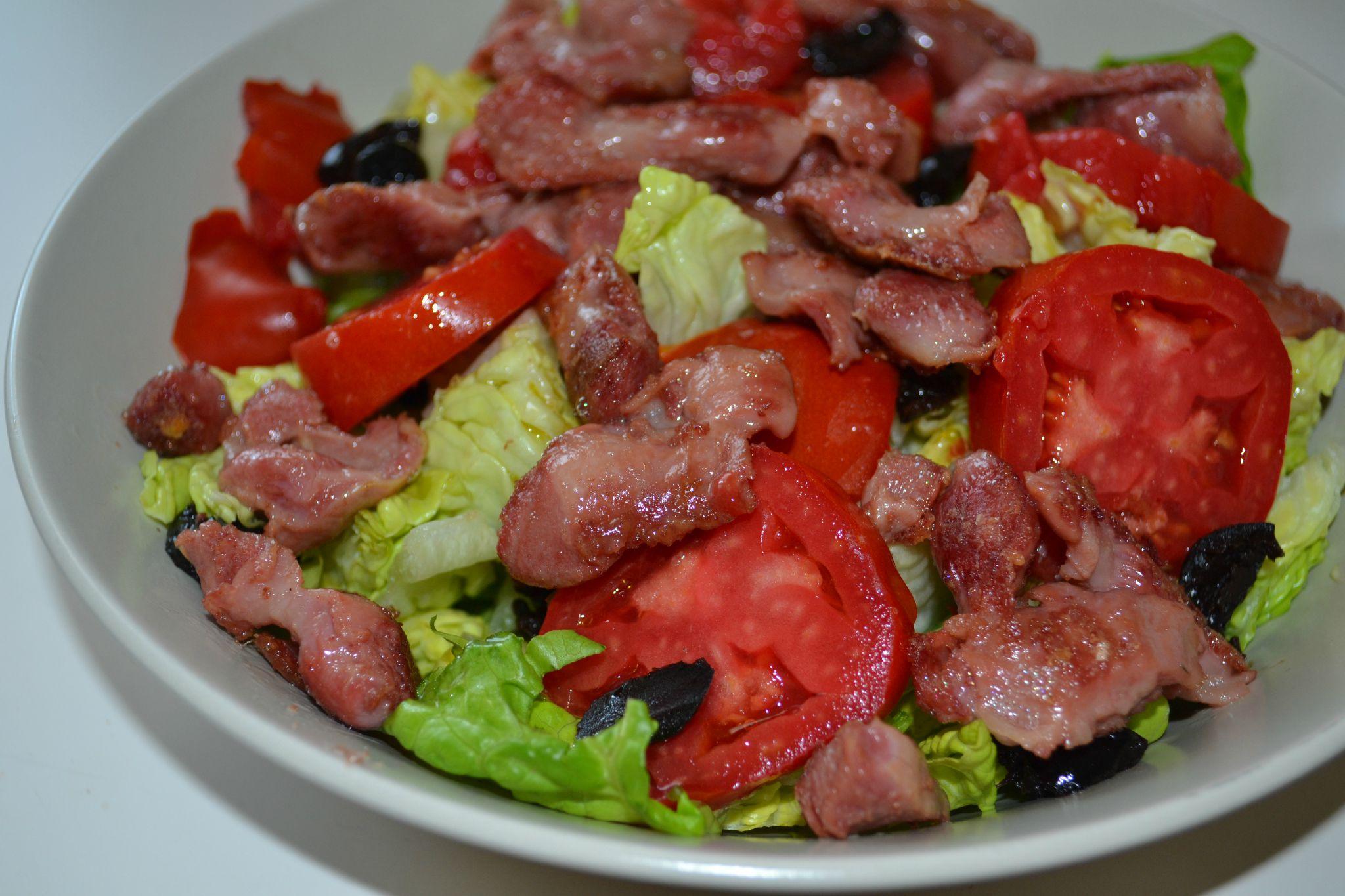 id e salade de g siers 1 mes p 39 tites recettes ma p 39 tite cuisine. Black Bedroom Furniture Sets. Home Design Ideas