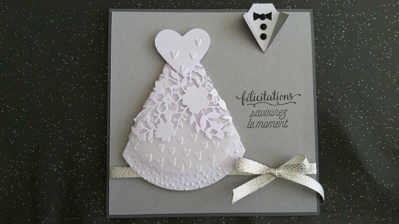 17 Carte pour les mariés