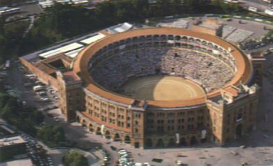 madrid arenes