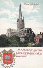 CPA Norwich Cathédrale