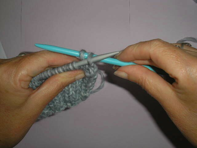 comment terminer tricot