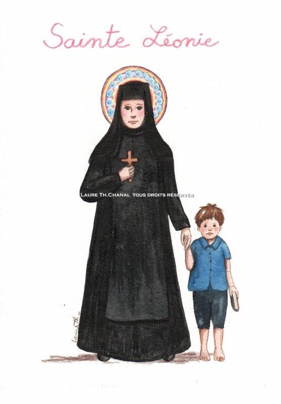 sainte Léonie
