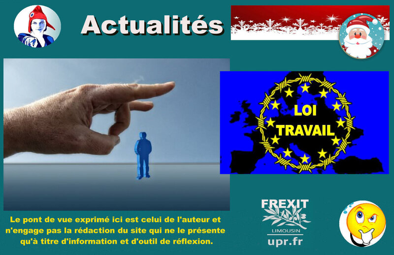 ACT LOI TRAVAIL VIRE