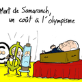 Juan Antonio Samaranch, mort, Jeux Olympiques et sport libral