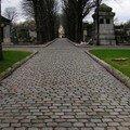 Carrefour du cimetière du père lachaise