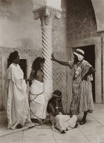 Old vintage slave market - 2 part 1