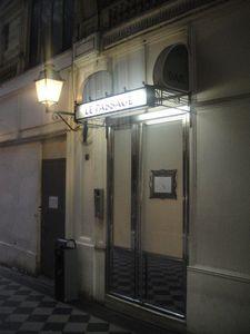 Bar Le Passage Entrée (1) J&W