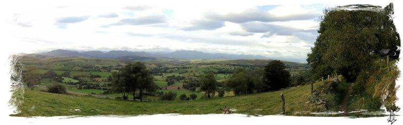 panorama rural vers TINEO