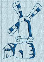 hollandais 15 moulin machine