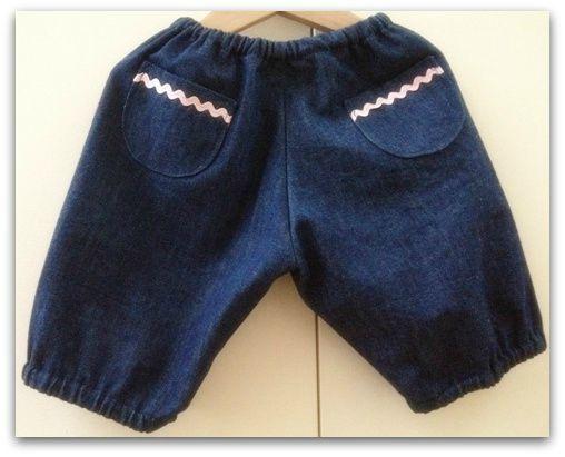 Pantalon jean 3