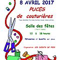 Puces: inscriptions
