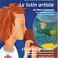 Le lutin artiste en suisse