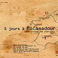 Carnet Rocamadour