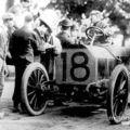 1904 vanderbilt cup - karl klaus luttgen (mercedes 60hp) nc 7 laps