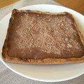 Tarte au chocolat et au tofu soyeux