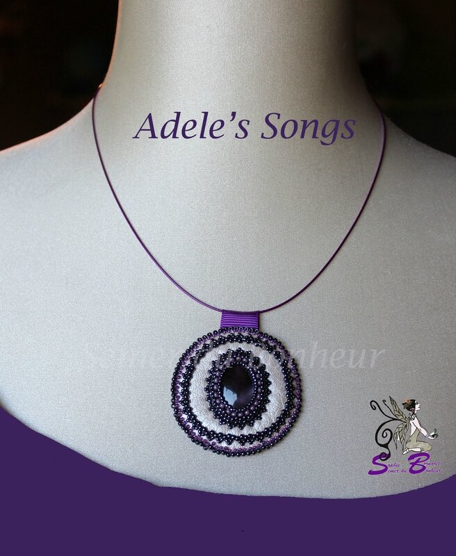 collier adele's songs 3