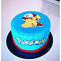cake art pokemon