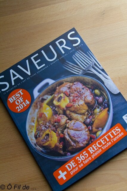 Best Of Saveurs 2014