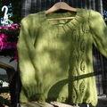 De retour au tricot !